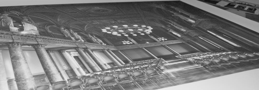Fine Art-Druck - auf Hahnemühle-Papiere mit UltraChrome K3-Tinte