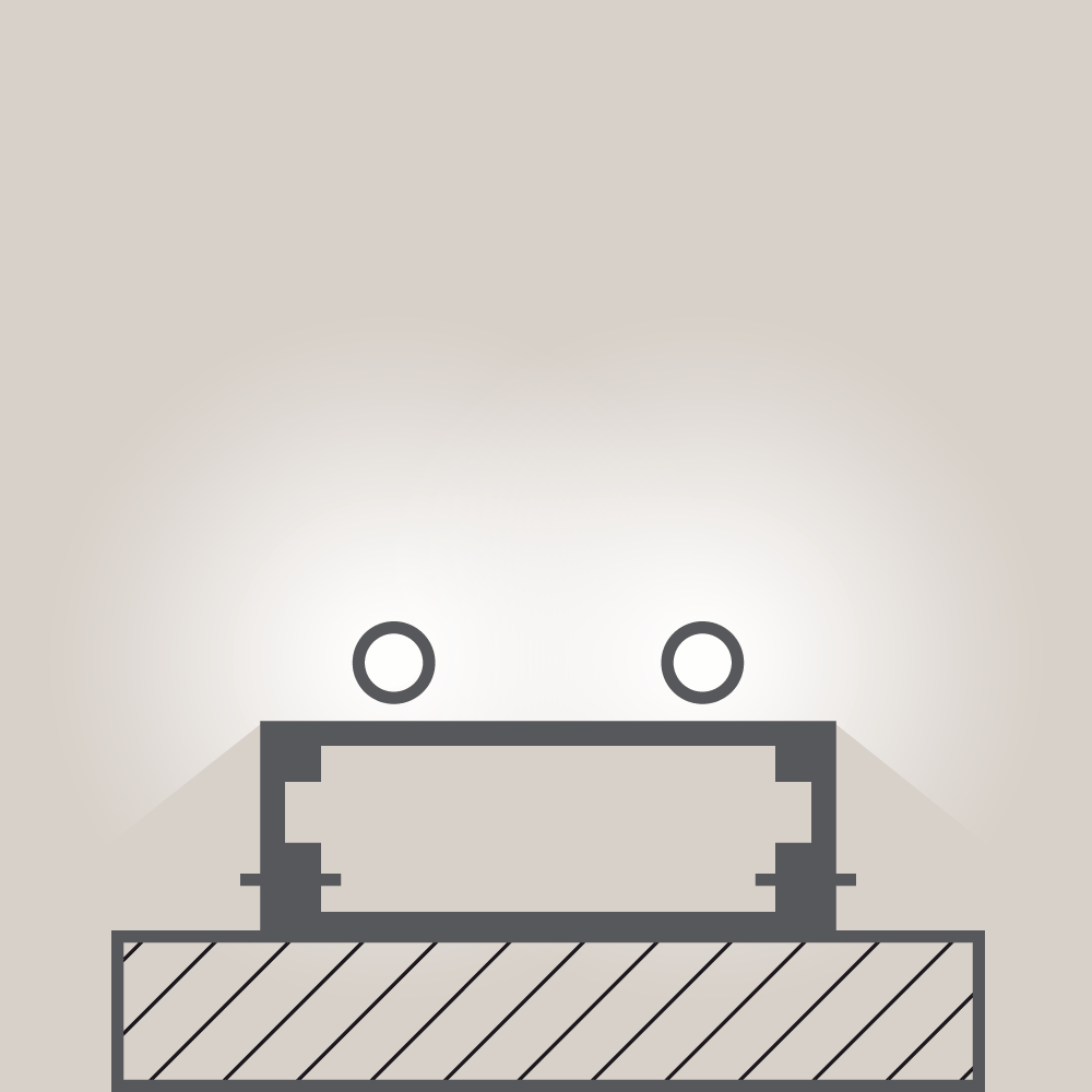 Leuchtbuchstaben Profil 1