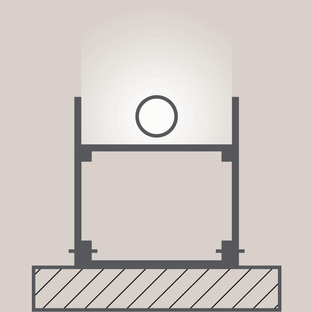 Leuchtbuchstaben Profil 2