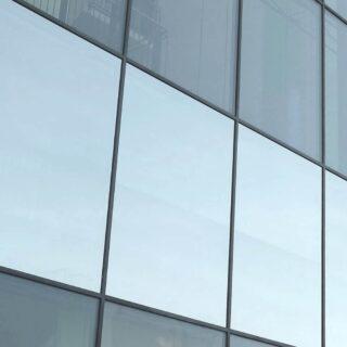 Fenster mit Sonneschutzfolien