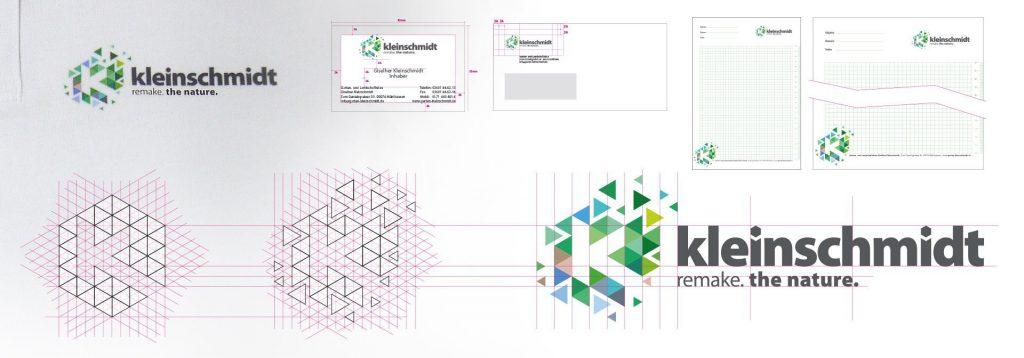 Garten- und Landschaftsbau Kleinschmidt - Corporate Design