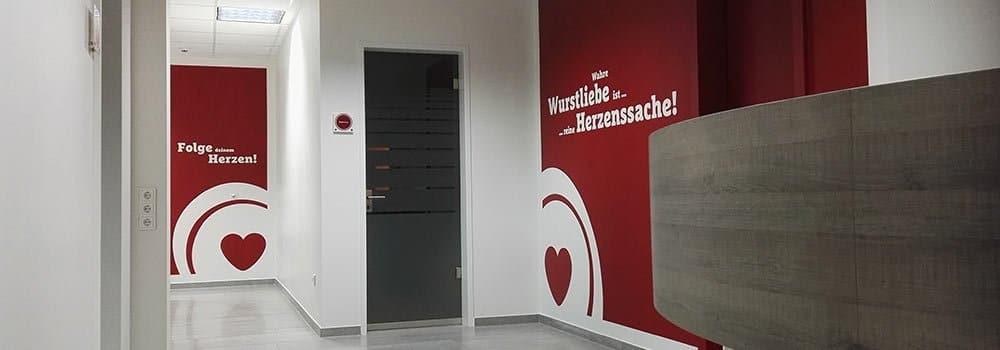 Reimann Wurstliebhaber Innenraumgestaltung