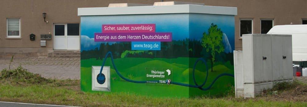 Trafostationen: modernes Instandhaltungs-Konzept für die TEAG Thüringer Energie
