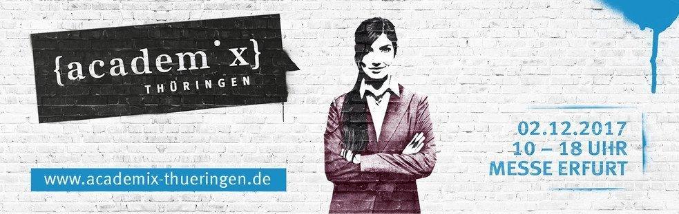 Ideenfabrik als Aussteller auf der academix in Erfurt