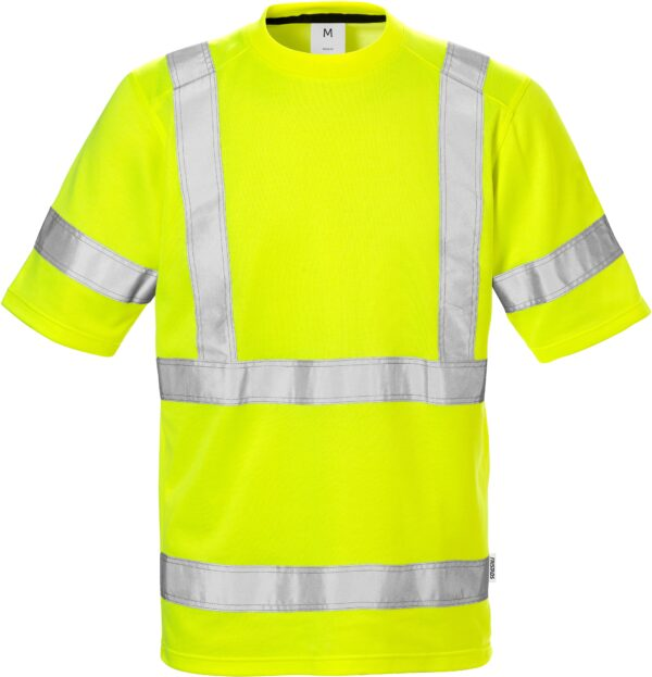 High Vis T-Shirt 7024 Kl. 3 THV | Fristads