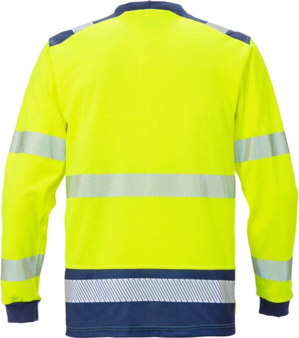 High Vis T-Shirt Langarm 7724 THV | Fristads