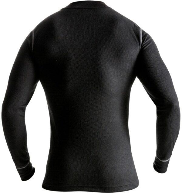 Zipper-T-Shirt Langarm 789 OF   Fristads
