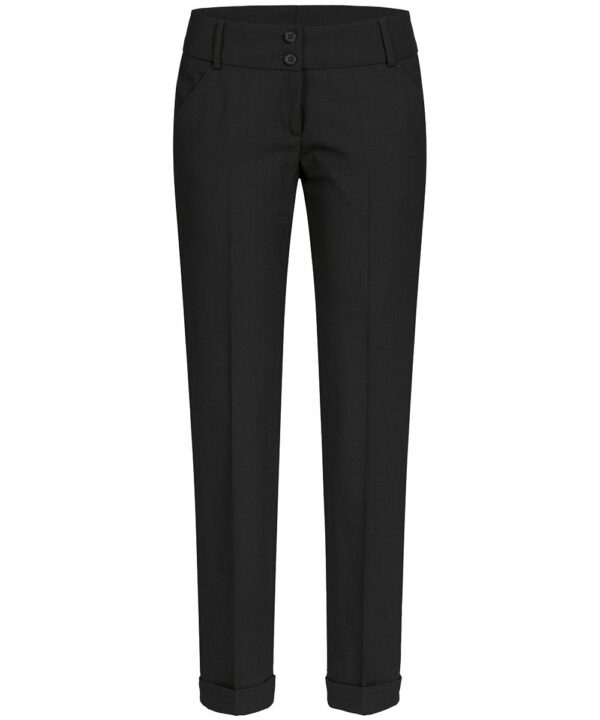 Damen-Hose 1370 | Slim Fit | Greiff Premium-Kollektion