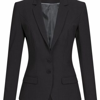 Damen-Blazer 1411 | Slim Fit | Greiff Premium-Kollektion