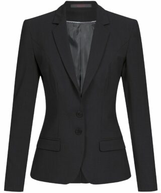 Damen-Blazer 1411 | Slim Fit | Greiff Premium Kollektion
