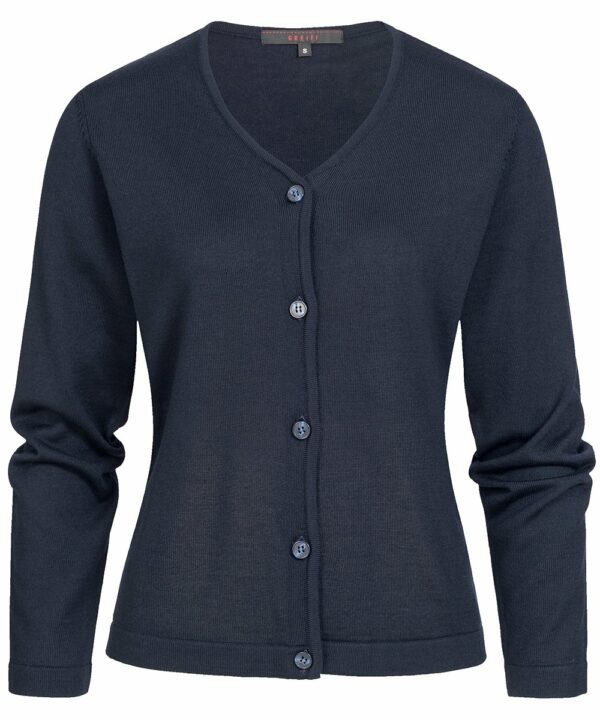 Damen-Strickjacke / Regular Fit