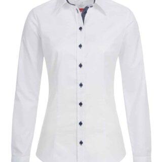 Damen-Bluse 65191 | Slim Fit | Greiff Modern-Kollektion