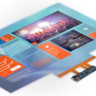 Displax-Multitouch-Folien aus Ihrer Ideenfabrik