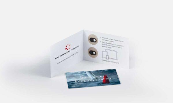 Webcam-Abdeckung 2er-Set personalisiert
