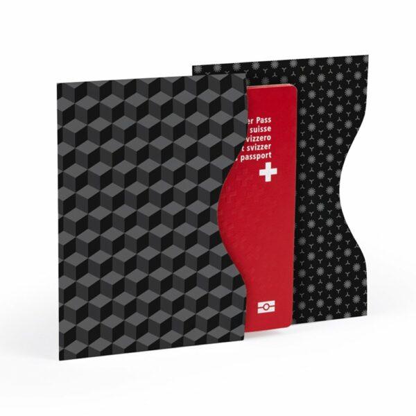 RFID Pass 2er Set