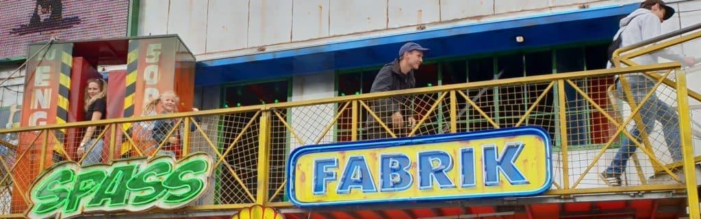 Mühlhäuser Kirmes - Die Ideenfabrik auf der größten Stadtkirmes in Deutschland 4