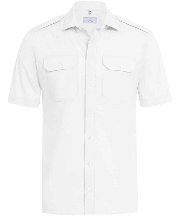 Herren-Pilothemd / Regular Fit