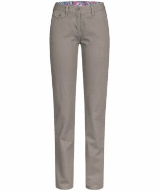 Damen-Chino / Regular Fit