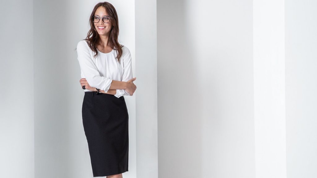 Damen-Stiftrock / Regular Fit | Premium - 1542