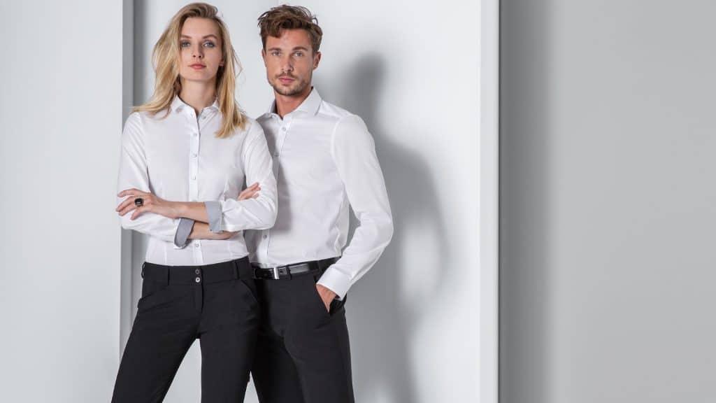 Herren-Hemd / Slim Fit | Premium - 67601