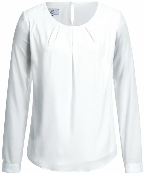 Damen-Chiffonbluse 6576 | Regular Fit | Greiff Shirts-Kollektion