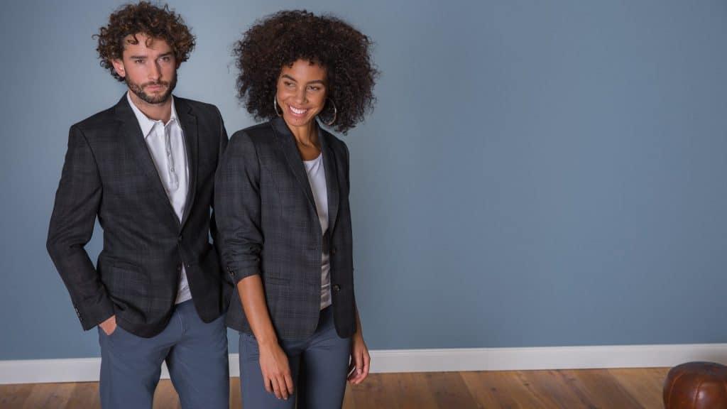 Damen-Blazer / Regular Fit