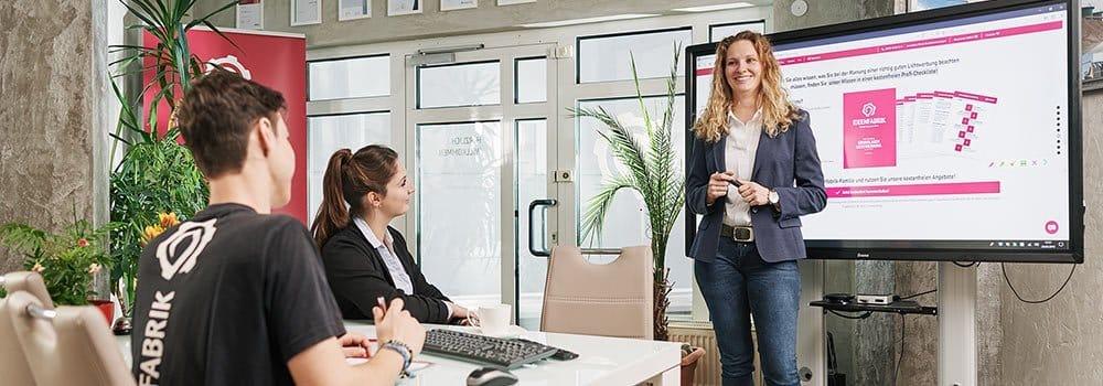 Ideenfabrik-Stellenportal - mit 9 Hinweisen für die perfekte Bewerbung 5
