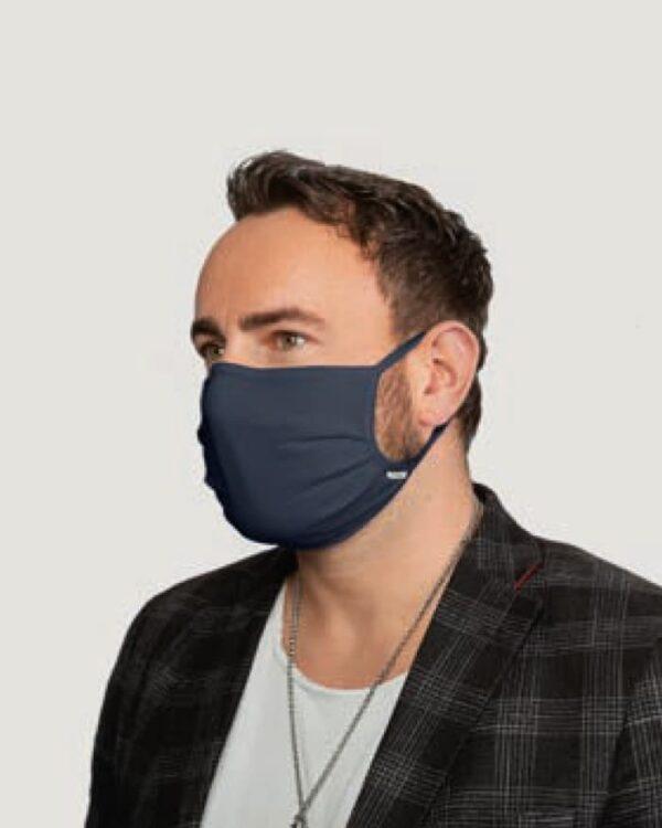 Mund-Nasen-Maske, 10er-Pack, farbig | HAKRO