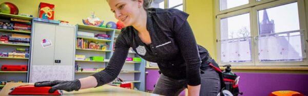 Das Mehrgenerationenhaus in Mühlhausen erhält eine Hygiene-Beschichtung