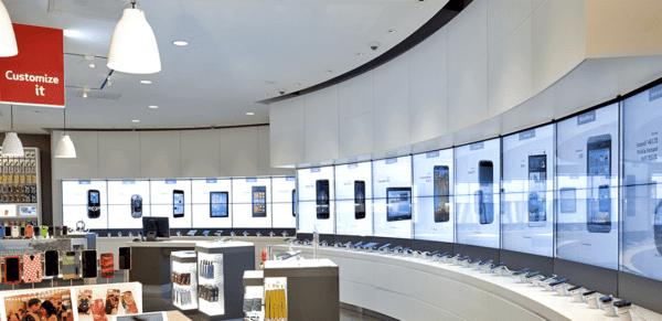 Interaktive Schaufenster - Von der Einkaufsstraße ins Internet.