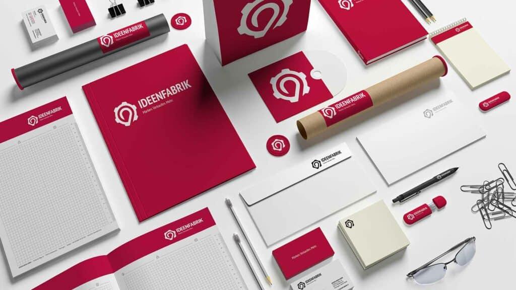 Corporate Design – Ihr Unternehmen professionell und einmalig