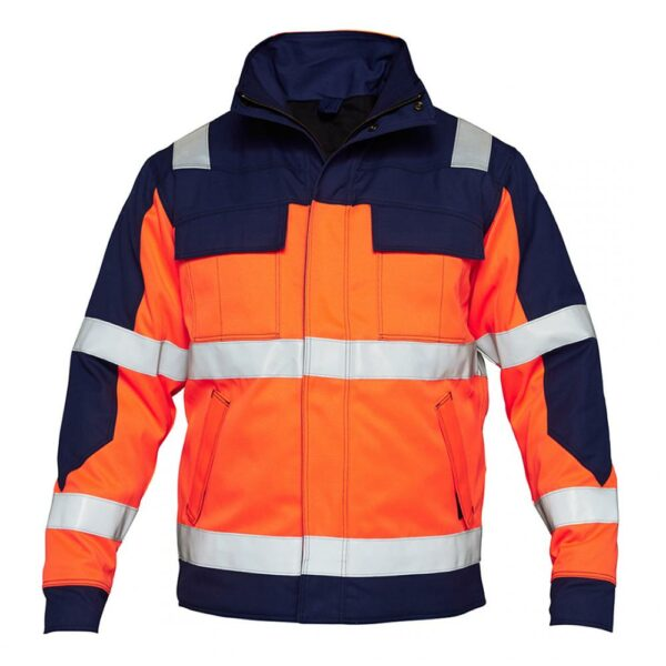 Safety+ Winterjacke EN 20471