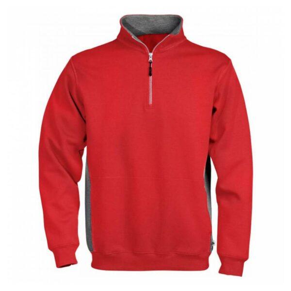 Sweatshirt mit Reißverschluss CODE 1705