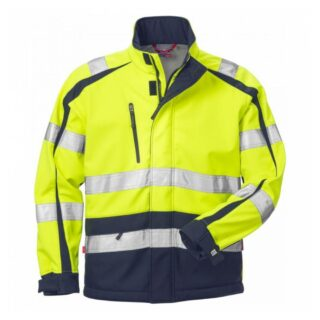 High Vis WINDSTOPPER® Jacke Kl. 3 744 GWG