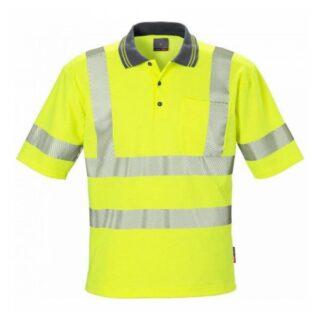 High Vis Poloshirt Kl. 3 7406 TPS