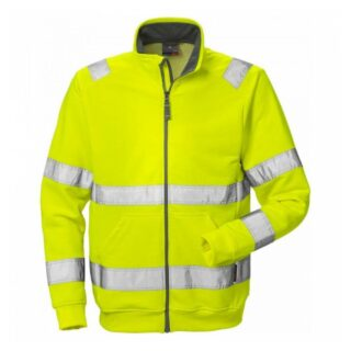 High Vis Sweatjacke Kl. 3 7410 BPV
