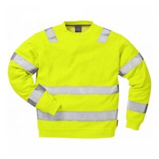 High Vis Sweatshirt Kl. 3 7446 BPV