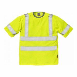 High Vis T-Shirt 7024 Kl. 3 TPR