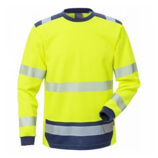 High Vis T-Shirt Langarm 7724 TPH