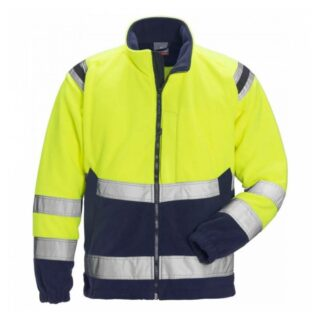High Vis Fleecejacke Kl. 3 4041 FE