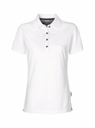 Damen-Poloshirt Cotton-Tec