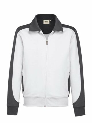 Sweatjacke Contrast Performance