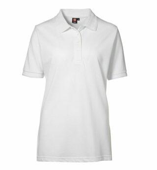 Klassisches Damenpoloshirt