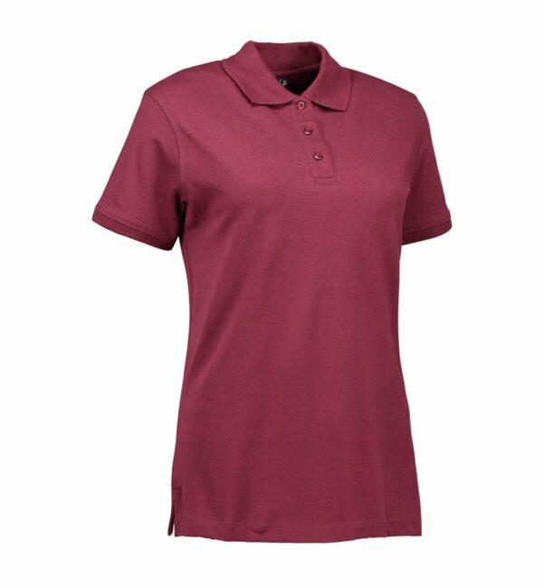 Stretch Poloshirt | Damen