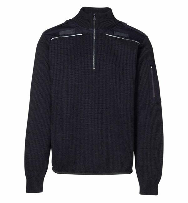 Uniform Pullover | Zip
