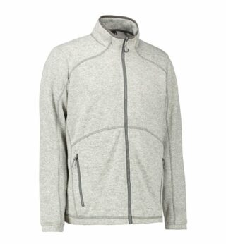 Zip 'n' Mix melange Herren Fleece