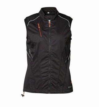 Woman Softshell Running Vest