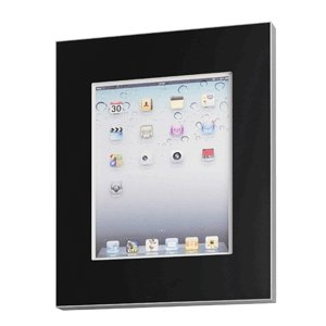 go2 Tablet-Box für iPAD 2-4 + air, schwarz