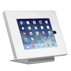 go2 Tablet-Tischständer für iPAD 2-4 + air, weiß, Home-Button-Accessibility
