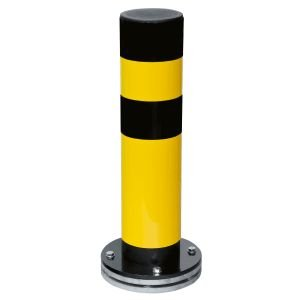 Rammschutz-Poller Swing drehbar, Inneneinsatz, Stahl, g/s, 700 mm Höhe, Ø 159 mm